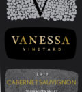 vanessa vineyard cabernet sauvignon 2015 label 120x134 - Vanessa Vineyard 2015 Cabernet Sauvignon, Similkameen Valley, $80