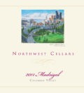 northwest cellars madrigal 2014 label 120x134 - Northwest Cellars 2014 Madrigal Red Wine, Columbia Valley $28