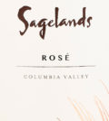 sagelands vineyard rose nv label 120x134 - Sagelands Vineyard 2017 Rosé, Columbia Valley, $11