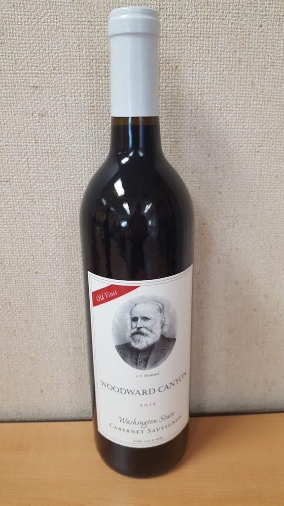 woodward canyon old vines 2016 bottle 576x1024 - Zerba Cellars 2016 Wild Z wins Walla Walla wine competition