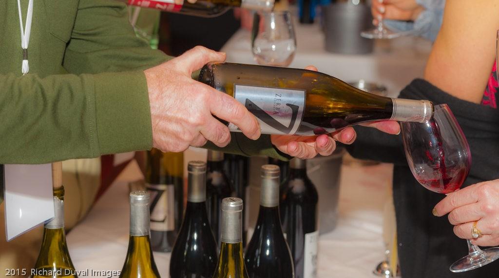 zerba cellars pouring richard duval images 1024x570 - Zerba Cellars 2016 Wild Z wins Walla Walla wine competition