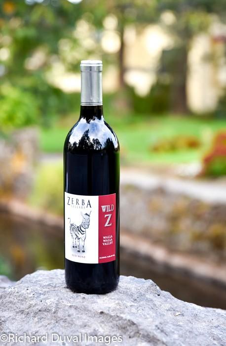 zerba cellars wild z GNWI 2018 richard duval images - Zerba Cellars 2016 Wild Z wins Walla Walla wine competition