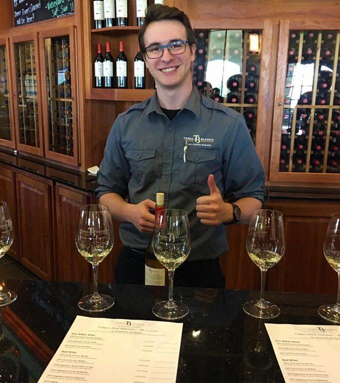 3345 photo 232485 - Food & wine pairing at Terra Blanca w/ Nate Mitchell