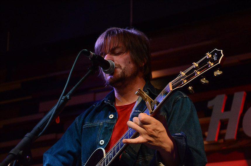 Dave Hannon - Dave Hannon live at Obelisco Leavenworth