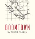 boomtown by dusted valley cabernet sauvignon 2017 label 120x134 - Boomtown by Dusted Valley 2017 Cabernet Sauvignon, Washington State, $19