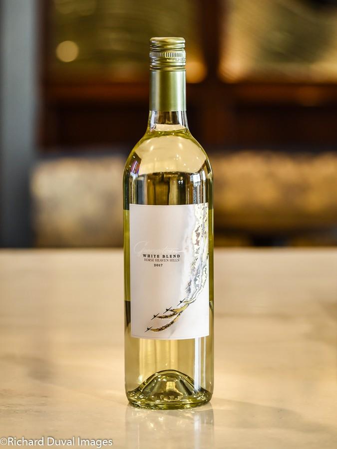mercer estates georgetown white blend bottle 2017 cascadia - Mercer Estates 2017 Georgetown White Blend, Horse Heaven Hills $18