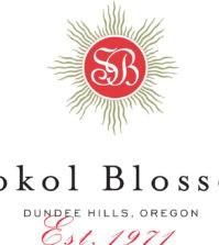 sokol blosser winery logo 199x223 - Sokol Blosser Winery 2016 Bluebird Cuvée Sparkling Wine, Oregon 70% Washington 30%, $25