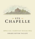ste chapelle special harvest riesling nv label 120x134 - Ste. Chapelle 2017 Special Harvest Riesling, Snake River Valley, $12