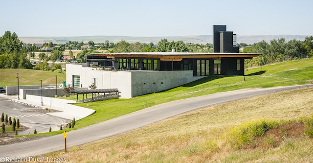 valdemar estates landscape richard duval images - VineLines Dispatch: Growing support for WSU wine research