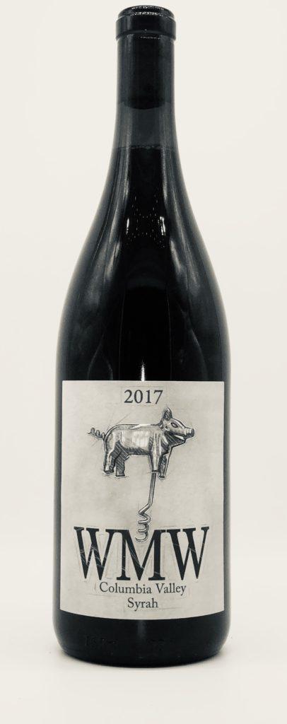 william marie wines syrah 2017 bottle 406x1024 - William Marie Wines 2017 Syrah, Columbia Valley, $25
