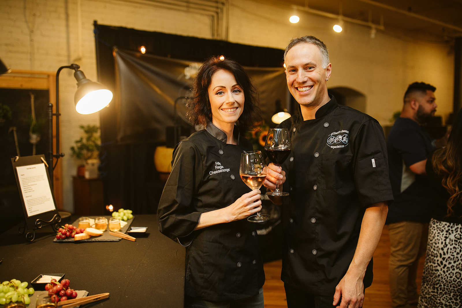 29 - Cheese + Wine With Gilbert's Cheese Experience and Kasia Winery