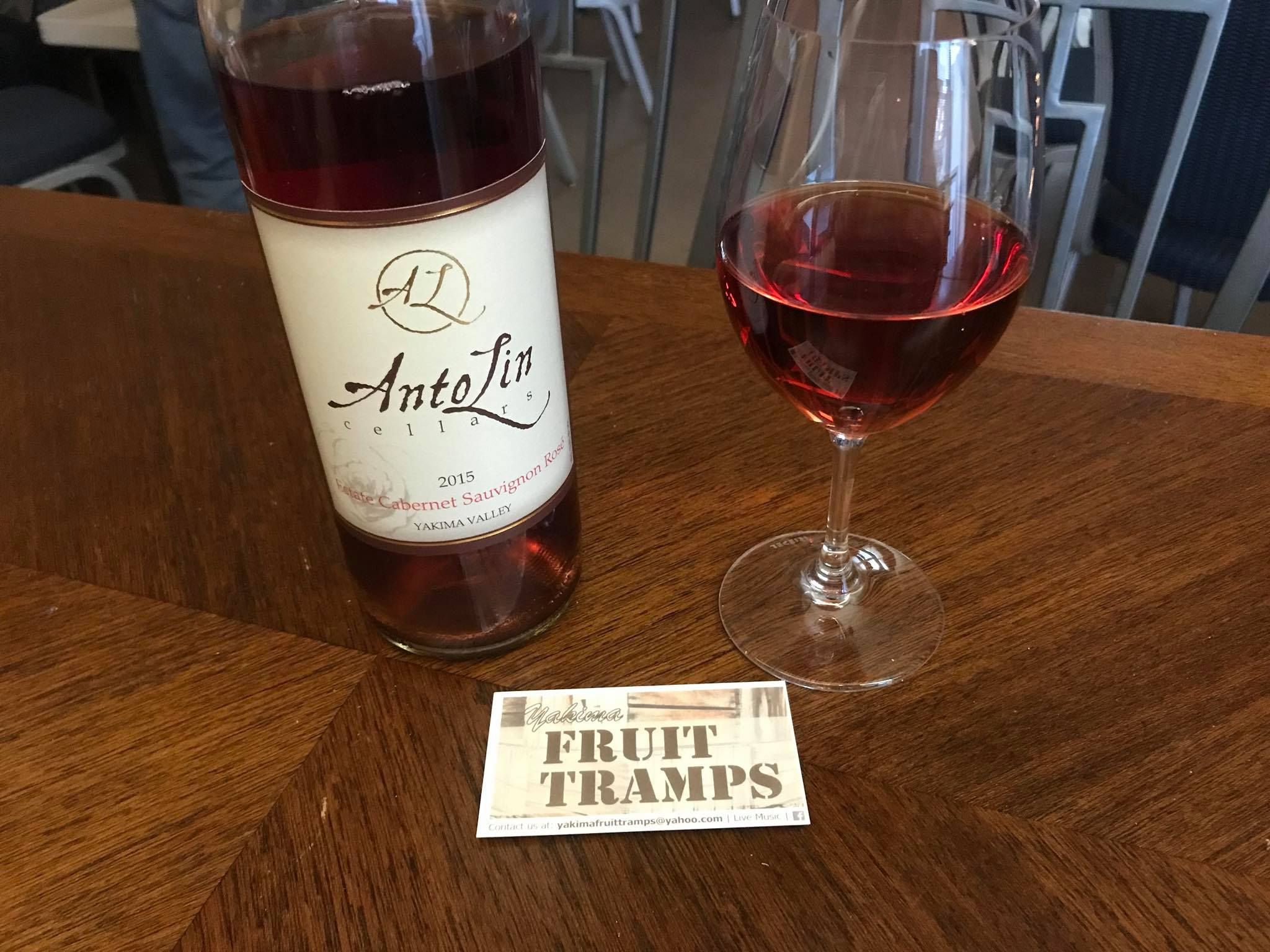 ALC CC Photo Fruit Tramps Rose 5676575675767644 - AntoLin Cellars presents the Fruit Tramps