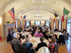 CWES program 1 2 300x225 - Columbia Willamette Enological Society Presents Abacela Winery, Roseburg