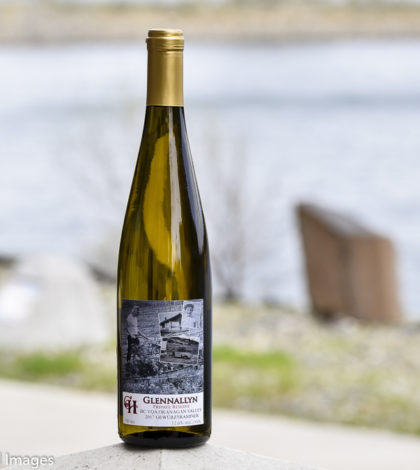 crescent hill winery glennallyn private reserve gewurztraminer 2017 bottle 420x470 - Crescent Hill Winery 2017 Glennallyn Private Reserve Gewürztraminer, Okanagan Valley, $21