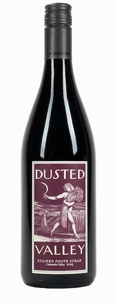 dusted valley vintners stained tooth syrah 2016 bottle - Dusted Valley Vintners 2016 Stained Tooth Syrah, Columbia Valley $36