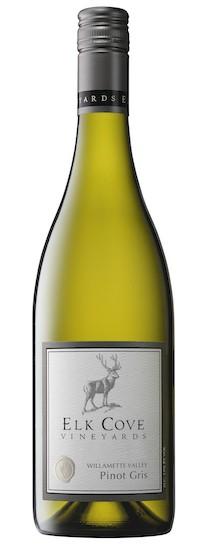 elk cove vineyards estate pinot gris 2018 bottle - Elk Cove Vineyards 2018 Estate Pinot Gris, Willamette Valley, $19