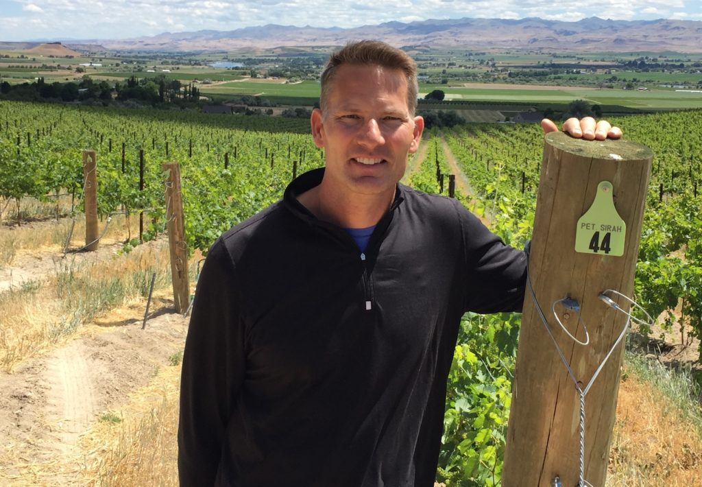 greg koenig feature 1024x710 - Williamson Vineyards young Albariño rises to top of 2020 Idaho Wine Competition