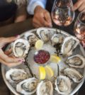half off oysters and 120x134 - Rosé and Oysters at Browne Family Vineyards