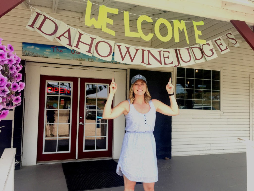 katelyn peil 2019 idaho wine competition fujishin family cellars eric degerman 1024x768 - Koenig wins Idaho Wine Competition for new owners