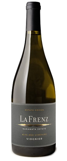 la frenz winery wits end viognier nv bottle - La Frenz Winery 2018 Wits End Vineyard Estate Viognier, Naramata Bench, $24