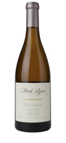 mark ryan winery olsen vineyard chardonnay 2017 bottle - Mark Ryan Winery 2017 Olsen Vineyard Chardonnay, Yakima Valley, $40