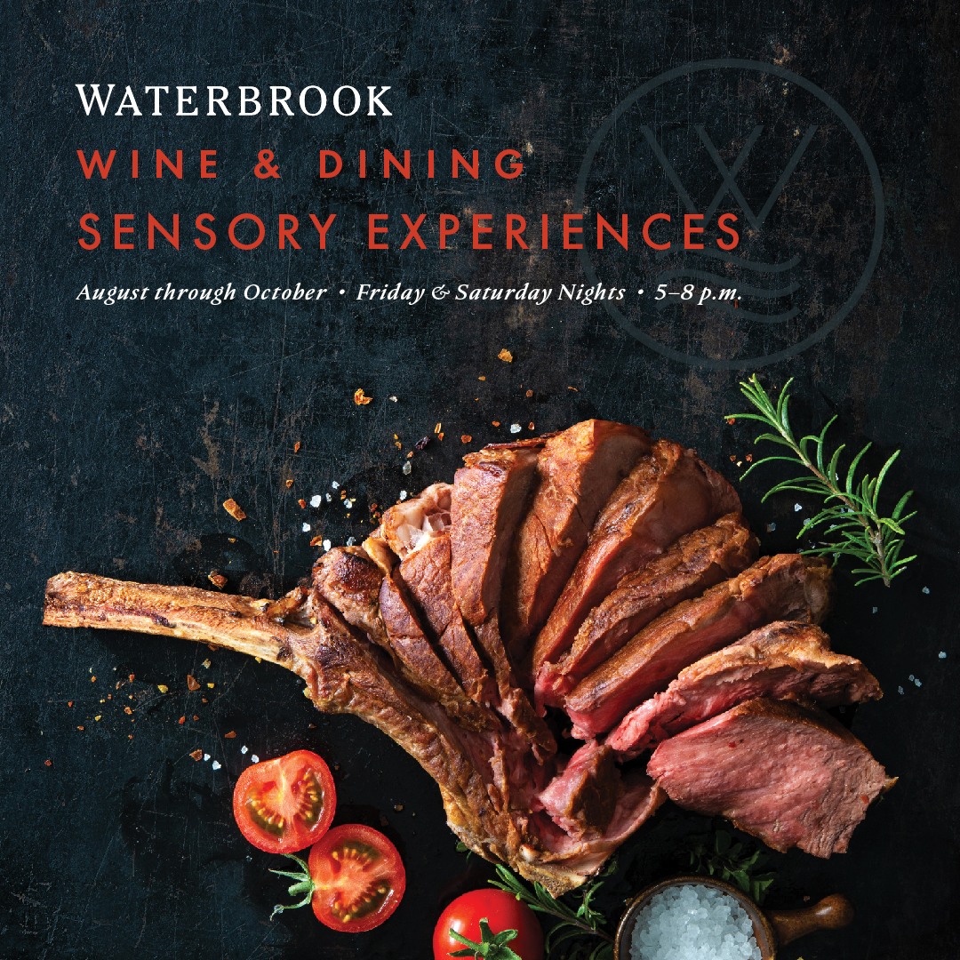 WB SensoryExperience FBGraphic - Sensory Experiences at Waterbrook