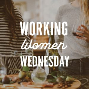 WorkingWomenWed 300x300 - Working Women's Wednesday at Waterbrook