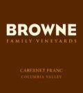 browne family vineyards cabernet franc nv label 120x134 - Browne Family Vineyards 2016 Cabernet Franc, Columbia Valley, $40