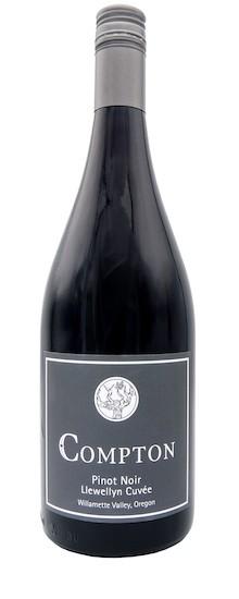 compton llewellyn cuvee pinot noir nv label - Compton Family Wines 2016 Llewellyn Cuvée Pinot Noir, Willamette Valley, $38