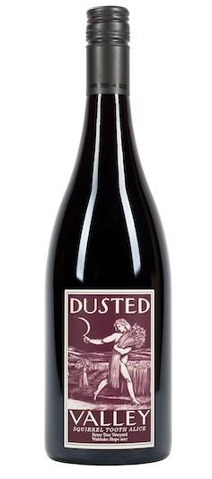 dusted valley vintners stonetree vineyard squirrel tooth alice 2017 bottle - Dusted Valley Vintners 2017 StoneTree Vineyard Squirrel Tooth Alice Red Wine, Wahluke Slope, $45