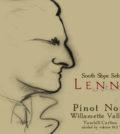 lenne estate south slope select pinot noir nv label 120x134 - Lenné Estate 2016 South Slope Select Pinot Noir, Yamhill-Carlton, $55
