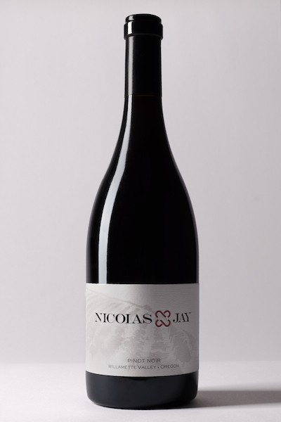 nicolas jay pinot noir nv bottle - Domaine Nicolas-Jay 2016 Pinot Noir, Willamette Valley, $65