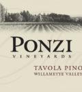 ponzi vineyards tavola pinot noir nv label 120x134 - Ponzi Vineyards 2017 Tavola Pinot Noir, Willamette Valley, $27