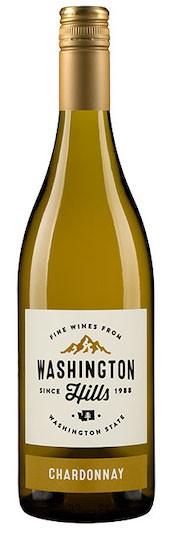 washington hills winery nv chardonnay bottle 1 - Washington Hills Winery 2017 Chardonnay, Washington State, $11