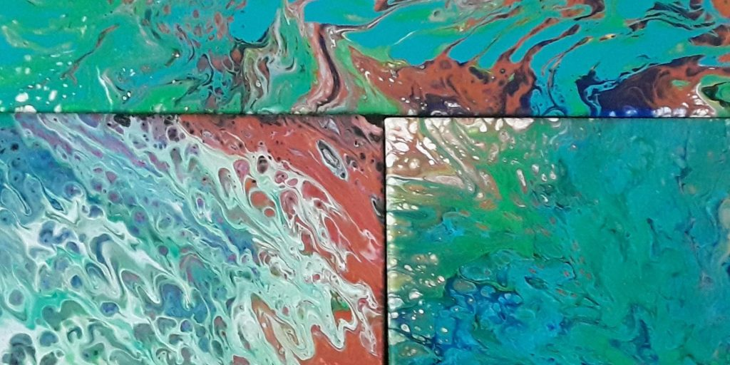 3275 photo 237161 - Acrylic Pour Painting at Oak Knoll Winery with Angela and Diana