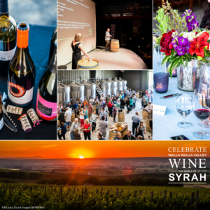 Celebrate 2020 300x300 - Celebrate Walla Walla Valley Wine - The World of Syrah