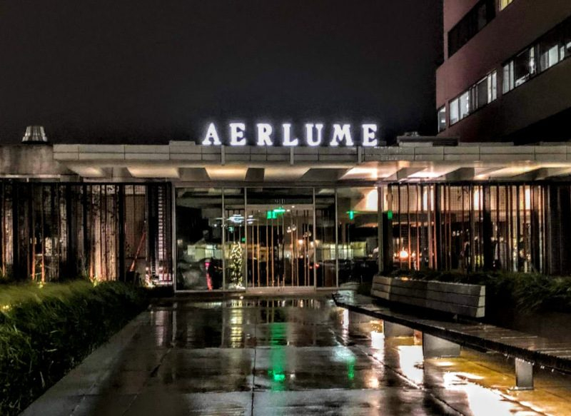 DeLille Cellars Night at the Market with Aerlume - DeLille Cellars - Night at the Market with Aerlume
