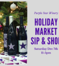 Holiday Market 120x134 - Annual Holiday Market at Purple Star Winery