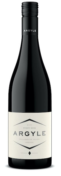 argyle winery grower series pinot noir 2017 bottle - Argyle Winery 2017 Grower Series Pinot Noir, Willamette Valley, $27