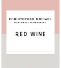 christopher michael wines red wine nv label 120x134 - Christopher Michael Wines 2017 Red Wine, Washington, $15