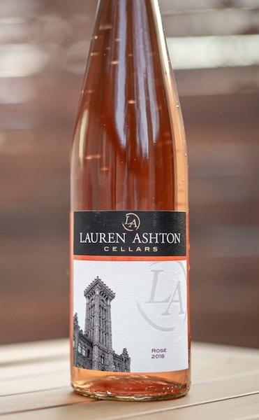 lauren ashton cellars rose 2018 bottle - Lauren Ashton Cellars 2018 Rosé, Columbia Valley, $18
