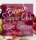 Brunch 120x134 - Clore Center Supper Club - Brunch and Be Merry!