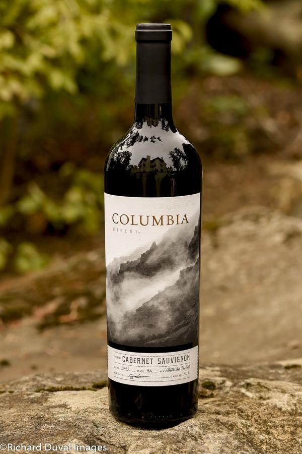 columbia winery cabernet sauvignon 2016 bottle 10 02 19 5233 - Columbia Winery 2016 Cabernet Sauvignon, Columbia Valley, $14