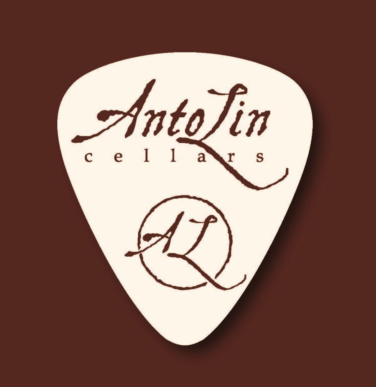 ALC CC Photo Guitar Pick Cabernet Background Crop B - AntoLin Cellars presents Die BrÜder