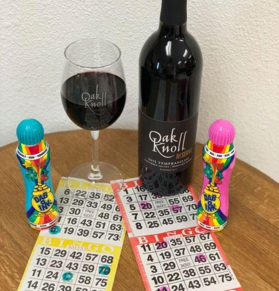 3275 photo 238717 - Bingo and Wine at Oak Knoll Winery