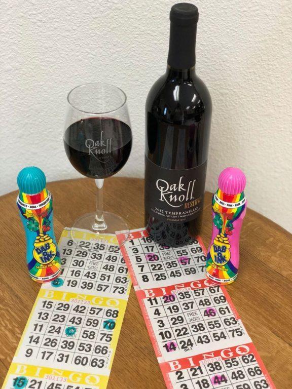 3275 photo 238738 - Oak Knoll Winery Bingo & Wine
