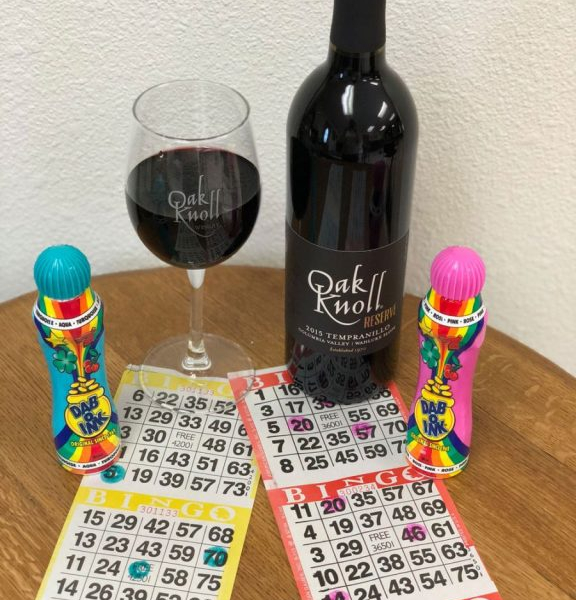 3275 photo 238740 - Bingo and Wine at Oak Knoll Winery