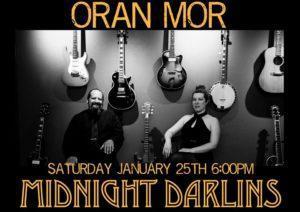 3536 photo 239022 300x212 - Melissa Ruth's Midnight Darlins at Oran Mor