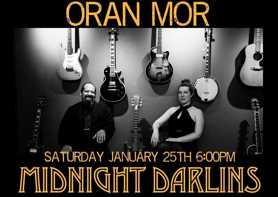 3536 photo 239022 - Melissa Ruth's Midnight Darlins at Oran Mor