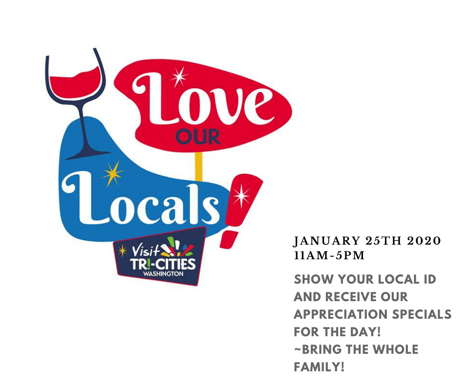 Love our locals 2020 - Love Our Locals at Purple Star Winery